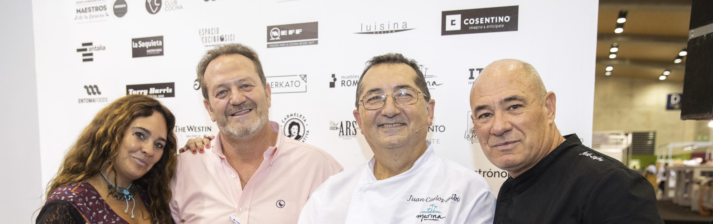 Luisina Cucine presente en la feria Gastrónoma 2018